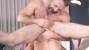 Dirk Caber and Duncan Black fuck like they are obsessed