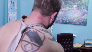 Colby Jansen and Zachary Perry adore the delicious cock taste