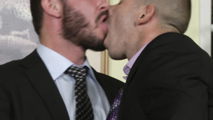 Alpha males Chris Tyler and Jessy Ares do it dirty